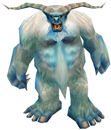 A Stomping on Yeti First